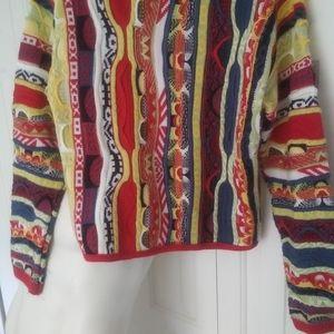 Coogi Australian ladies sweater sz lg.$100 +